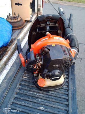 Echo backpack blower for Sale in Westlake, MD