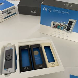 Ring Video doorbell Pro hardwired for Sale in Miami, FL