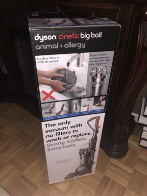 Dyson Cinetic Big Ball Animal+Allergy Upright Vacuum brand new for Sale in New York, NY