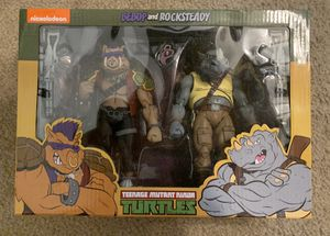 NECA TMNT Bebop and Rocksteady for Sale in North Las Vegas, NV