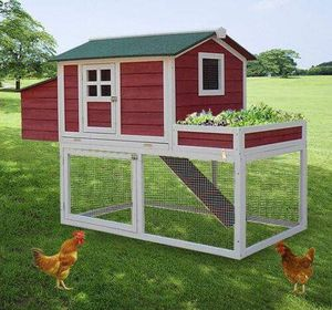 🔥BRAND NEW 63 inch Hen House Chicken Nest Coop for Sale in Garden Grove, CA