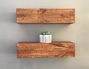 """Two 18"""" floating shelves for Sale in Tampa, FL"""