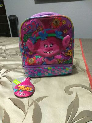 Trolls Lunch bag for Sale in Coral Springs, FL