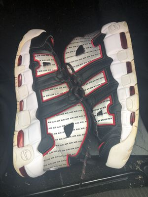 Nike air uptempos for Sale in Washington, DC