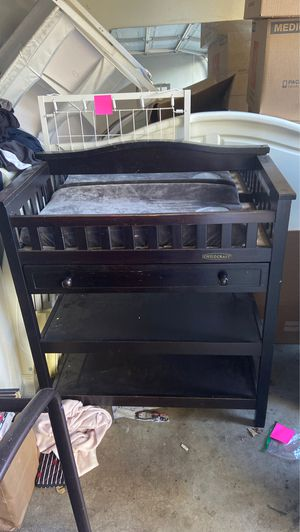 Baby Changing Table for Sale in San Dimas, CA