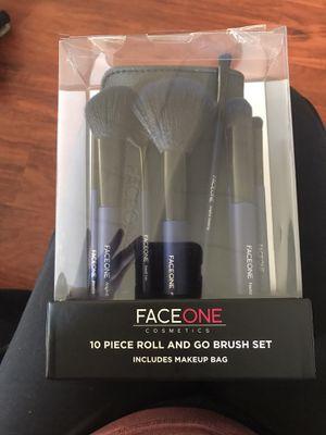 Makeup Brush Set for Sale in Jurupa Valley, CA