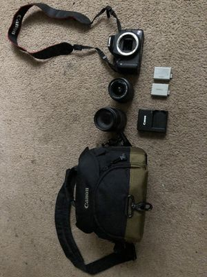 Canon Rebel T1i for Sale in Winston-Salem, NC