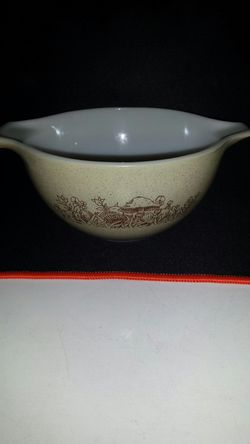 Pyrex Cinderella bowl for Sale in Indianapolis,  IN