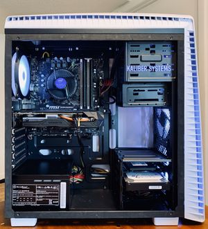 Custom Gaming Computer with Intel i5 6400, 1060 GTX, 128GB SSD/1TB HDD for Sale in Lauderhill, FL