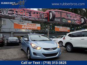 2013 Hyundai Elantra for Sale in Brooklyn, NY