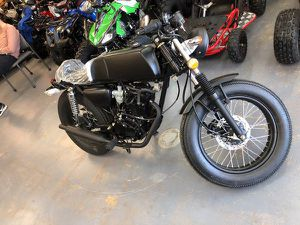 250cc Indian classic motorcycle for Sale in Dallas, TX