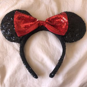 Red Disney Mickey Ears for Sale in Fountain Valley, CA