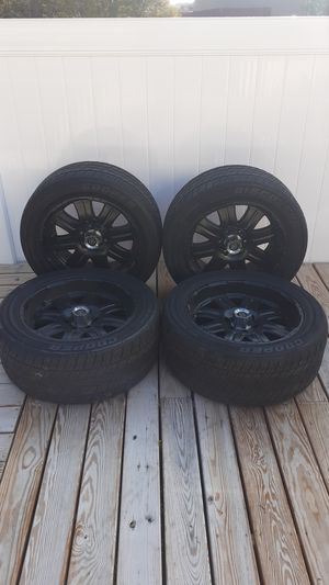 Chevy/GMC American Racing ATX Series rims for Sale in Blackwood, NJ
