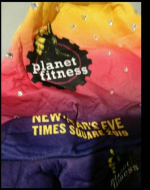 Official Planet fitness NYE New year's Eve hat's for Sale in Willowbrook, IL