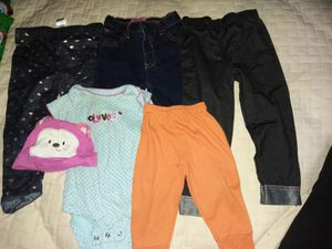 Girls clothes 3-12 month for Sale in Winters, TX