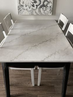 Marble Dining Table for Sale in Orem,  UT