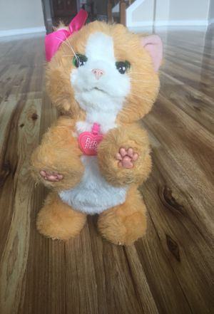 FurReal Friends Daisy Plays-With-Me Kitty Toy for Sale in Rockwall, TX