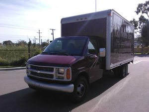 2002 Chevy Box Truck for Sale in Tampa, FL