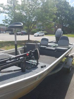 Fishermarine Bass Boat w/Yamaha 40hp. for Sale in Virginia Beach, VA