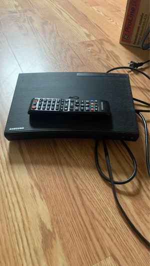 Samsung blue Ray/Netflix/YouTube/etc for Sale in Dade City, FL