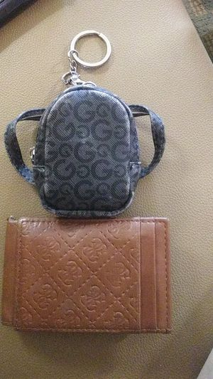 Guess wallet & Baby Guess backpack for Sale in Long Beach, CA