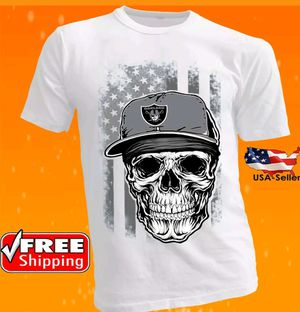 Las Vegas Oakland Raiders Player Jersey T-Shirt Team player Tee Shirt New for Sale in Hollywood, FL