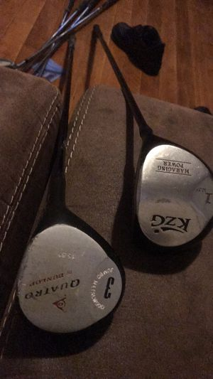 2 Golf clubs for Sale in Worcester, MA