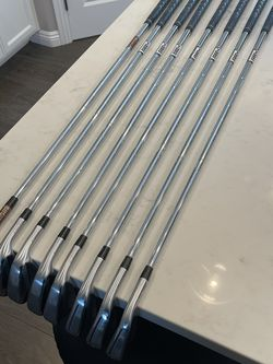 2020 Taylormade P-770/790 Combo Set for Sale in Ramona,  CA