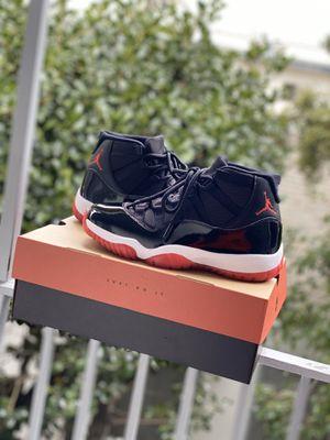 Jordan retro 11 bred size GS size 4 Y for Sale in Los Angeles, CA