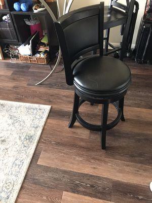 Black stool! for Sale in Arlington, VA