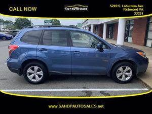 2015 Subaru Forester for Sale in Richmond, VA