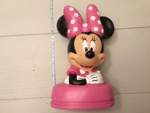 """Disney KCare 8"""" Minnie Mouse Piggy Bank for Sale in Goodlettsville, TN"""