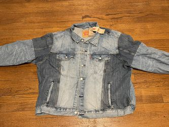 Levis Denim Patch Jacket Big & Tall 4XL for Sale in Chicago,  IL