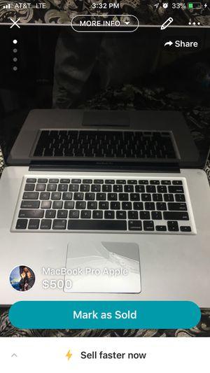 MacBook 2011 for Sale in Durham, NC