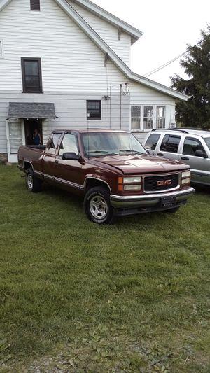 1998 GMC Sierra truck for Sale in Marwood, PA