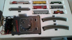 N scale train set for Sale for sale  Virginia Beach, VA