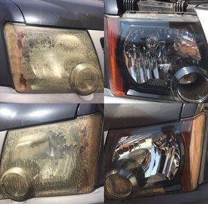 Headlight Restoration for Sale in Colton, CA