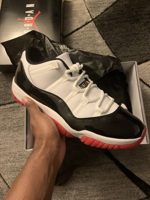 Jordan 11 Retro Low Concord Bred for Sale in Milwaukee, WI