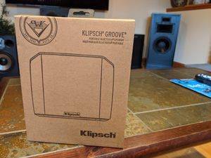 Klipsch Groove Bluetooth Speaker for Sale in North Providence, RI