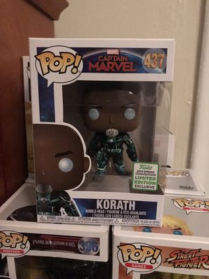 Korath 2019 Spring Convention Limited Edition Funko Pop for Sale in Fort Lauderdale, FL