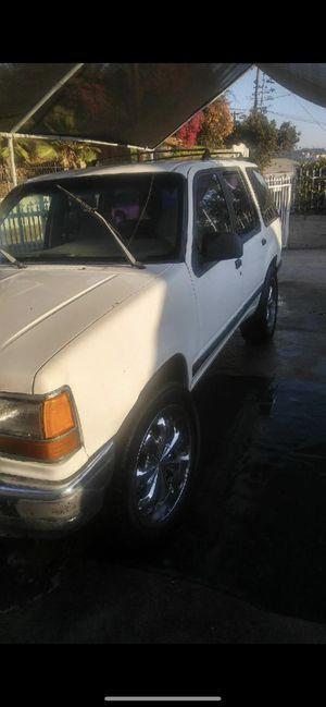 91 Ford Explorer for Sale in San Fernando, CA