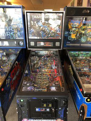 Transformers Pinball Machine for Sale in Lutz, FL