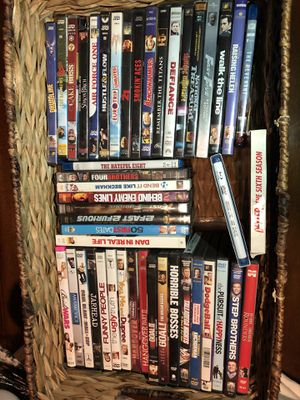 DVDs and Blu-Rays for Sale in St. Louis, MO