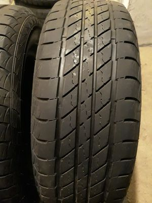 235 70 16 SET OF TIRES MILESTAR for Sale in Dearborn Heights, MI