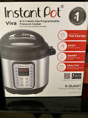 Instant Pot Viva - 6qt BRAND NEW for Sale in Clermont, FL