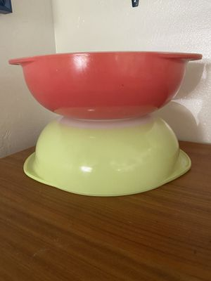 Pyrex Cinderella Mixing bowls for Sale in Deerfield Beach, FL