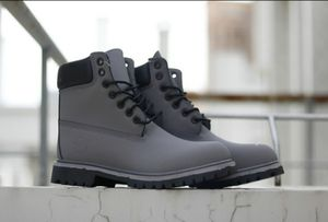 Waterproof Boot Timberland 6 inch Nubuck Leather Grey Wolf for Sale in Salt Lake City, UT