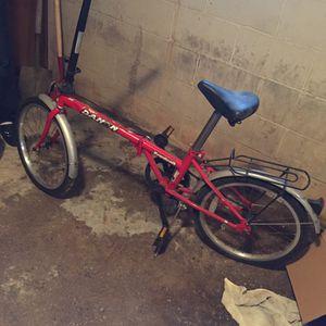 Folding Bike for Sale in Charlotte Hall, MD