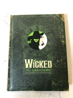 Wicked The Grimmerie A Behind-The-Scenes for Sale in Anaheim, CA