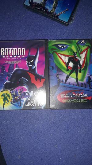 2 Batman Beyond DVDs for Sale in Malden, MA